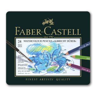 Акварельные карандаши FABER-CASTELL  ALBRECHT DÜRER для профессионалов 24 цвета