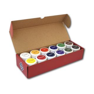 Гуашевые краски «Мастер-Класс» НЕВСКАЯ ПАЛИТРА, набор 12 цветов по 40мл
