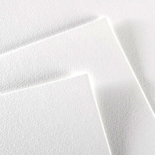Бумага для акварели Montval CANSON, 300 г/м2, среднезернистая Fin, 55х75 см
