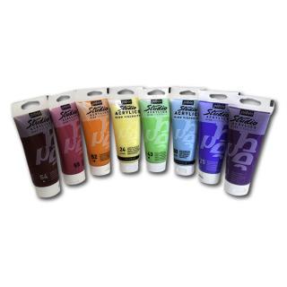 Акриловые краски Studio Acrylics PEBEO, цвета в ассортименте, 100 мл