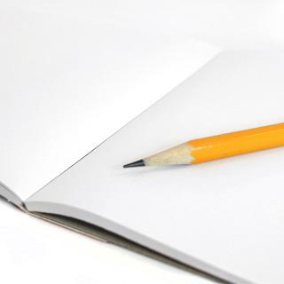 Блокнот-склейка Manga CLAIREFONTAINE для рисования маркерами, 100 г/кв.м, формат А5, 50 л.