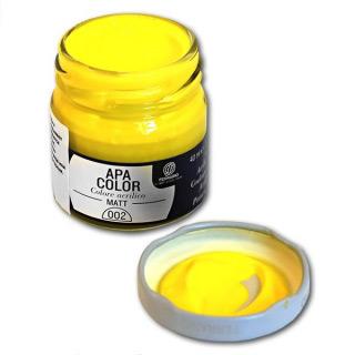 Акриловая краска Apa Color FERRARIO для живописи и декора, 40 мл, цвета в ассортименте