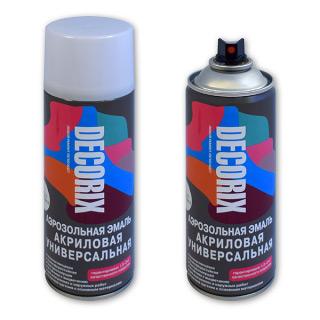 Аэрозольная краска перламутровая Decorix 520 мл