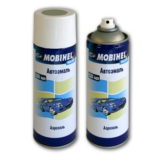 Автомобильная аэрозольная краска алкидная Mobihel 520 мл