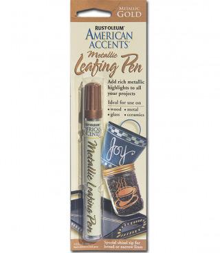 Краска-маркер RUST-OLEUM  American Accents металлик