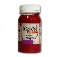 Декоративные акриловые краски Таир «Acryl hobby», матовые, цвета в ассортименте, 100мл