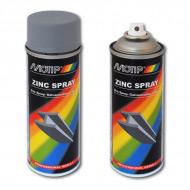 Антикоррозийный цинковый грунт для стали Zinc Spray MOTiP DUPLI, аэрозоль, 520 мл
