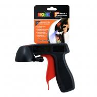 Пистолет-насадка для аэрозольных баллонов  DECORIX PROFESSIONAL, универсальный