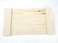 Заготовка Timberlicious для декорирования поднос 28х15см