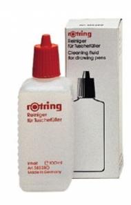 Очищающая жидкость Rotring для очистки технических ручек