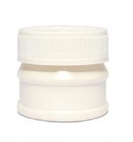 Белый матовый порошок для затирки трещин кракелюра, Daily ART, 12г