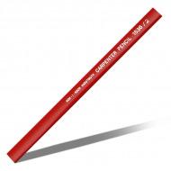 Чернографитные карандаши KOH-I-NOOR столярные, малые, для разметки и пометок