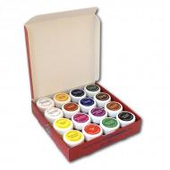Гуашевые краски «Мастер-Класс» НЕВСКАЯ ПАЛИТРА, набор 16 цветов по 20 мл