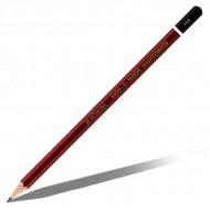 Набор простых карандашей Koh-I-Noor KIN «Forum», 12 шт, твердость 3B, 2B-3, B-2 шт, HB, H-2 шт, 2H-2шт, 3H