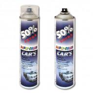 Лак акриловый бесцветный Car's DUPLI-COLOR для защиты окрашенных поверхностей, 800 мл