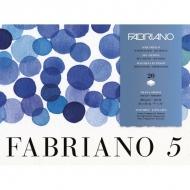 Альбом-склейка для акварели Disegno 5 Fabriano, 20 листов, 300 г/м2, 23х31см