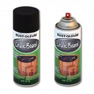 Аэрозольная грифельная краска Specialty Chalk Board RUST-OLEUM с эффектом школьной доски, 312 г