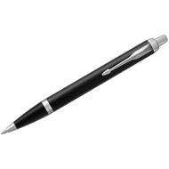 """Ручка шариковая Parker """"IM Black CT"""" синяя, 1,0мм, кнопочн., подар. уп."""