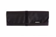 Скрутка для хранения кистей Малевичъ, 34х48 см, черная