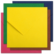 Бумага цветная Canson Iris Vivaldi 120г/кв.м 21*29.7см 100л/упак