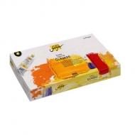 Набор художественных масляных красок Solo Goya C.KREUL 8 основных цветов в тубах по 55 мл