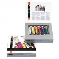 Базовый набор водорастворимых масляных красок Cobra Artist Royal Talens, 5 цветов