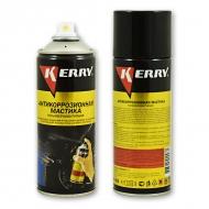 Антикоррозийная битумная мастика Kerry, аэрозоль, 520 мл