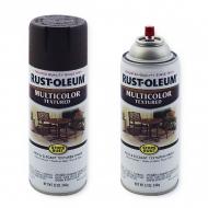 Эмаль антикоррозийная текстурная Rust-Oleum Multicolor Textured Spray для металла, пластика, дерева, аэрозоль 340г