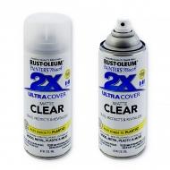 Защитный универсальный лак Painter's Touch 2X Ultra Cover Rust-Oleum на акрило-алкидной основе, 340г