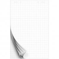 Блокнот для флипчарта OfficeSpace, размер 67,5 на 98 см, 10 л., клетка