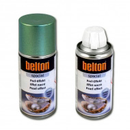 Краска перламутровая Perl-Effekt BELTON Special, цвет зеленый, аэрозоль, 150 мл