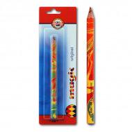 Уникальные цветные карандаши KOH-I-NOOR MAGIC с многоцветным грифелем, 5 мм