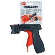 Насадка-пистолет Krylon Snap&Spray для аэрозольных баллонов, универсальная