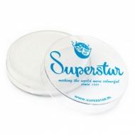 Профессиональный аквагрим SuperStar, 16г, 021 белый для фона