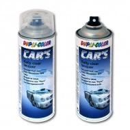 Лак акриловый бесцветный Car's DUPLI-COLOR для защиты окрашенных поверхностей, 520 мл