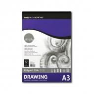 Альбом для графики «Simply» Daler Rowney, А3, 120 г/м2, 50 листов