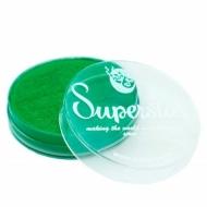 Профессиональный аквагрим SuperStar, 16г, 041 зеленый