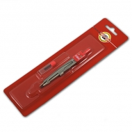 Циркуль металлический малый KOH-I-NOOR с запасным стержнем для черчения
