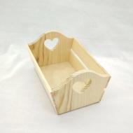 Заготовка Timberlicious  деревянная для декорирования ящик для специй 21х15х11см