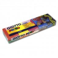 Восковой пластилин GIOTTO Pongo FILA для лепки и детского творчества, 10 цветов*50 г