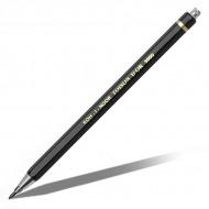 Цанговый механический карандаш KOH-I-NOOR под диаметр грифеля 2мм, без клипа, цвет корпуса черный