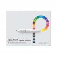 Альбом для маркеров «Pigment Marker» Winsor&Newton, 75 г/кв.м, 280х356 мм, 50 листов
