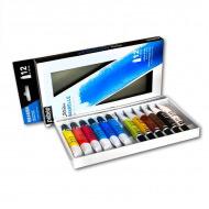Акварельные краски Studio Aquarelle PEBEO, набор 12 цветов по 12 мл