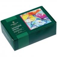 Краски акриловые флуоресцентные Greenwich Line, 6 цветов по 20мл, картон