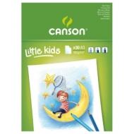 Альбом Canson Discovery&Learning 90г/кв.м 29.7*42см 30листов склейка