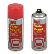 """Клей-спрей для фотографий и рекламных материалов 3M """"Photo Mount"""", аэрозоль, 400 мл"""