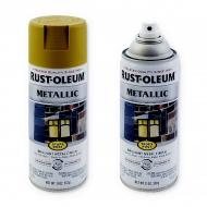 Эмаль антикоррозийная металлик Rust-Oleum Stops Rust Metallic Цвет: медь, аэрозоль 312 г