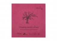 Альбом SM-LT Art Layflat Drawing 120г/м2 14х14 см 48л сшитый