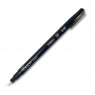 Капиллярные ручки - линеры ShinHan TOUCH LINER черные толщина от 0,05 до 0,8мм