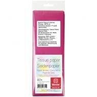 Бумага тишью Werola, 50*75см, 5 листов, 17г/м2, светло-вишневая, однотонная, пакет, европодвес